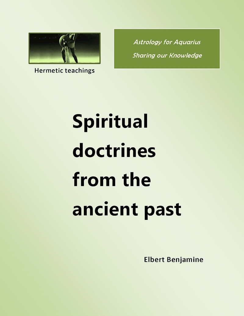 Spiritual doctrines from the ancient past