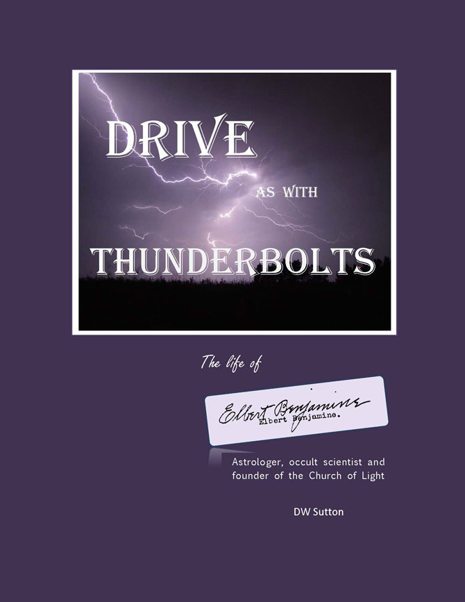 Drive as with Thunderbolts